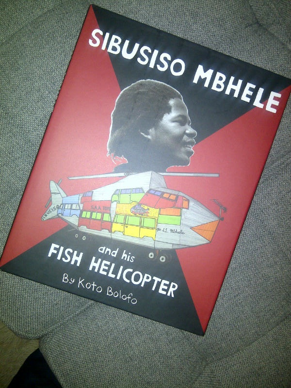 koto bolofo-sibusiso-Mbhele-and-his-fish-helicopter 3
