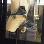 Sketch and skates