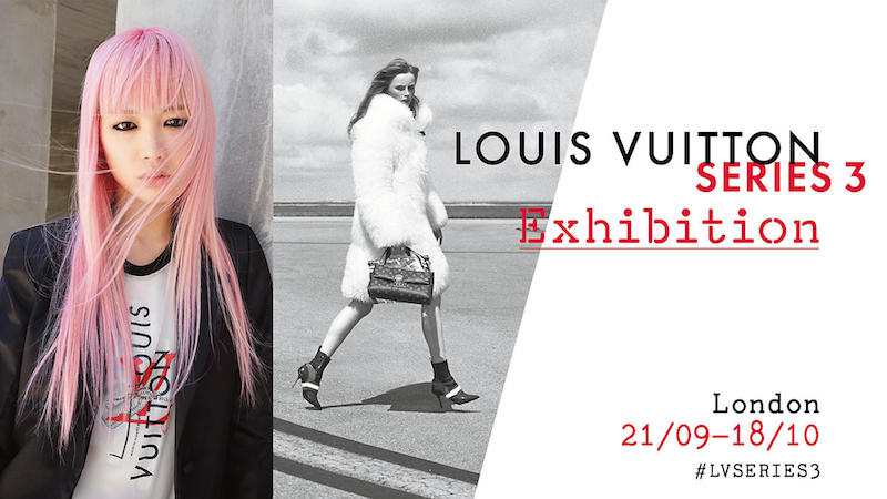 louis vuitton Series 3 Exhibition London