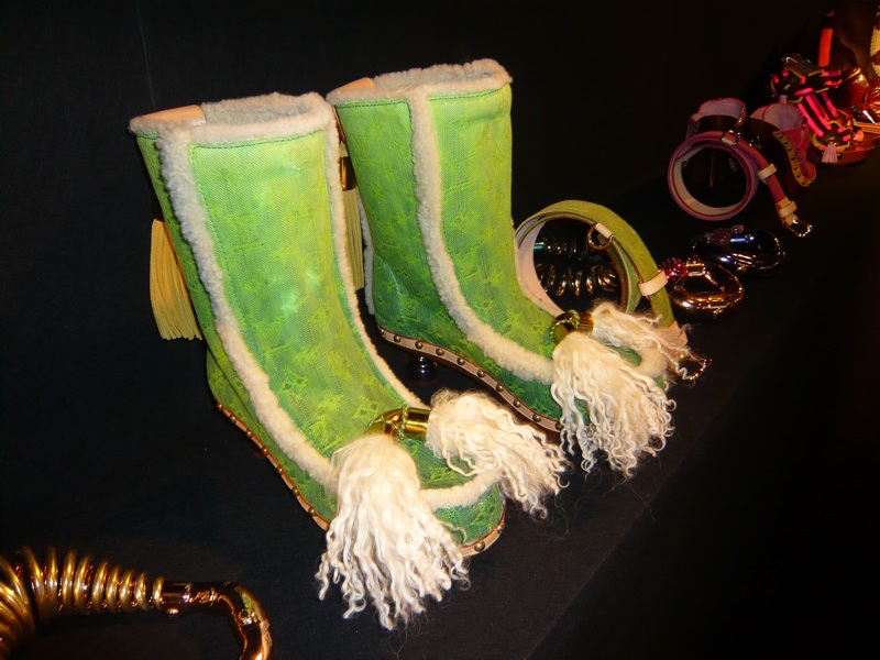 Louis Vuitton clog