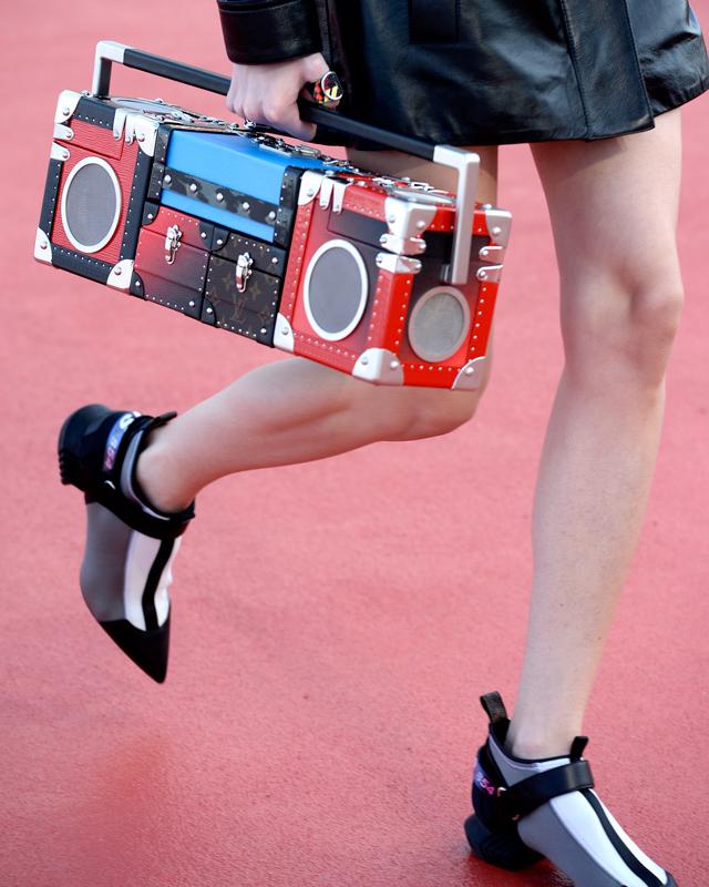 Louis Vuitton boom box