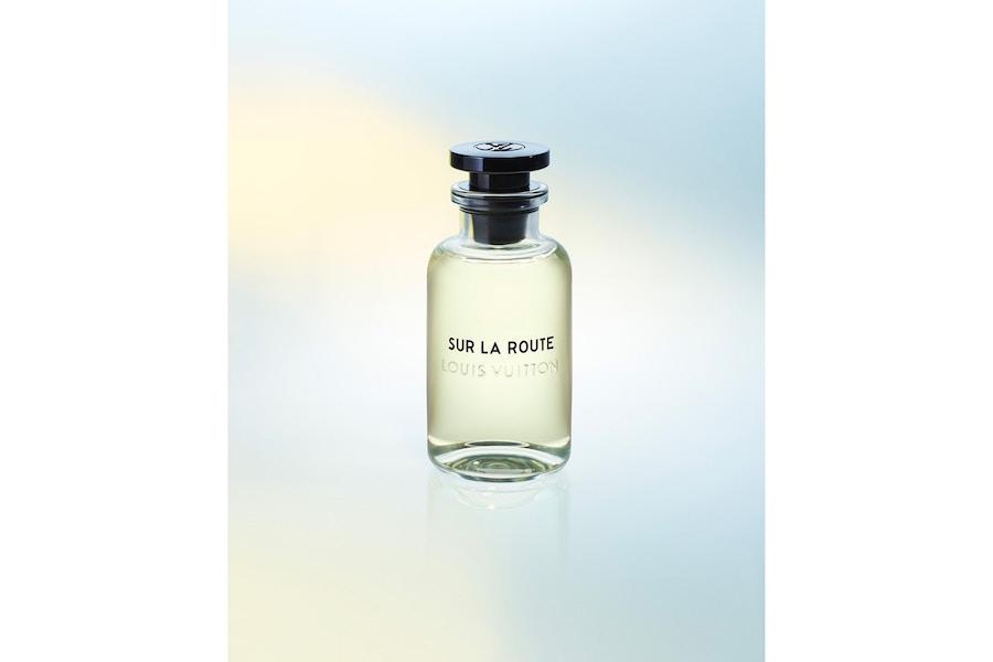 Louis Vuitton fragrance for men - Sur La Route