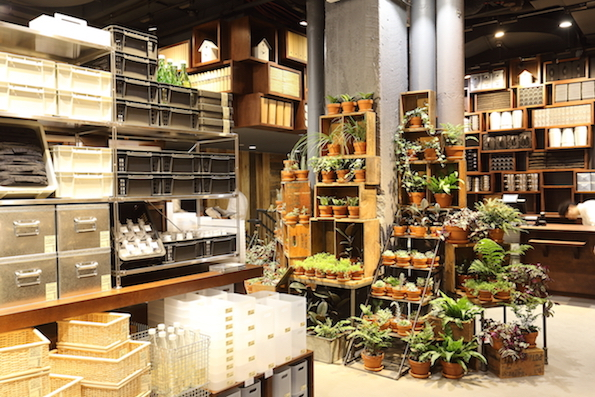 Muji New York Flagship on 5th Avenue
