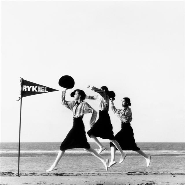 Sonia Rykiel by Dominique Issermann