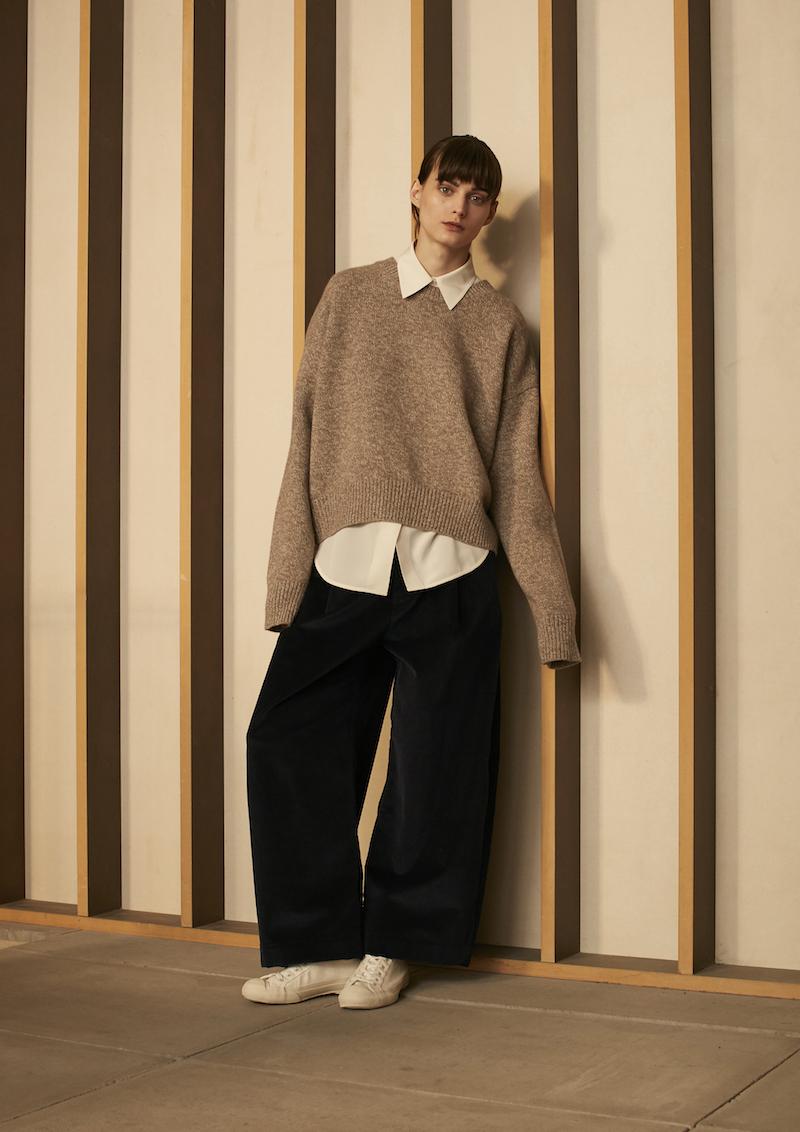 studio nicholson aw16 sweater
