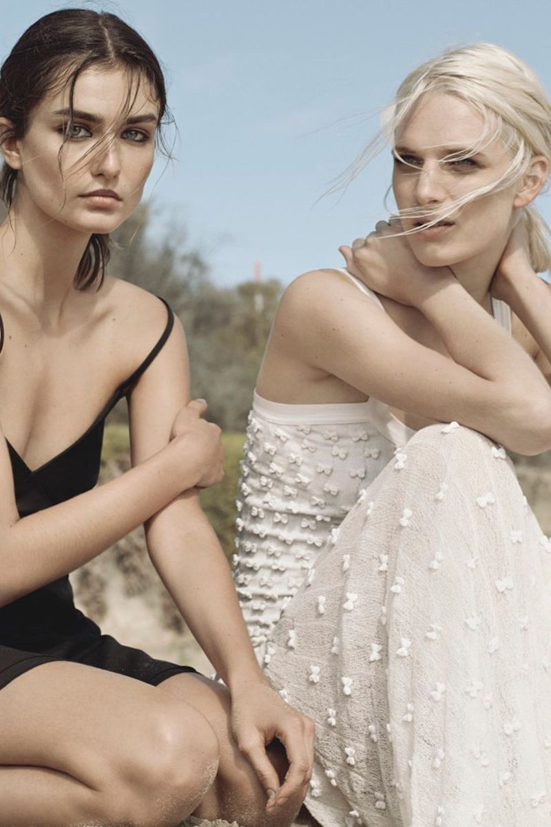 Summer beauty by Vogue/Josh Olins