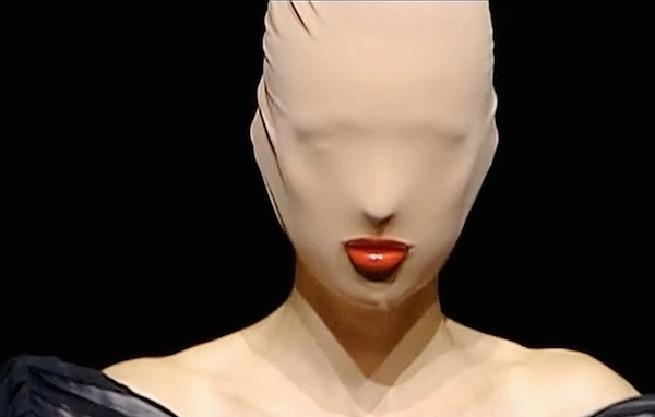 the artist is absent margiela movie