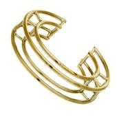 topman gold cage bracelet jpg