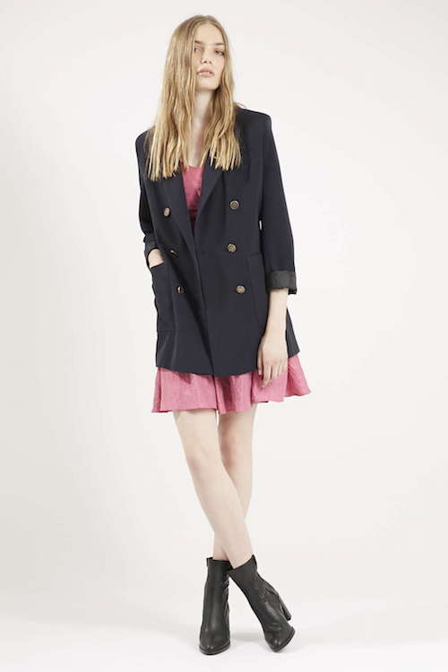 Topshop Arvice collection launches