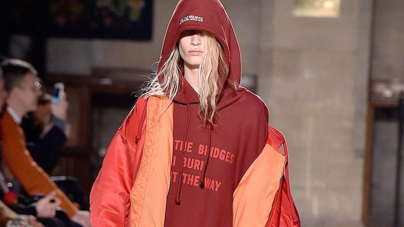 vetements collaborations aw17