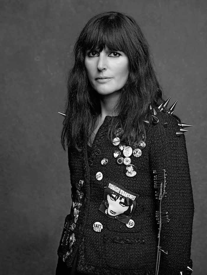 Chanel creative director Virginie Viard
