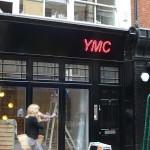 New shop alert: YMC