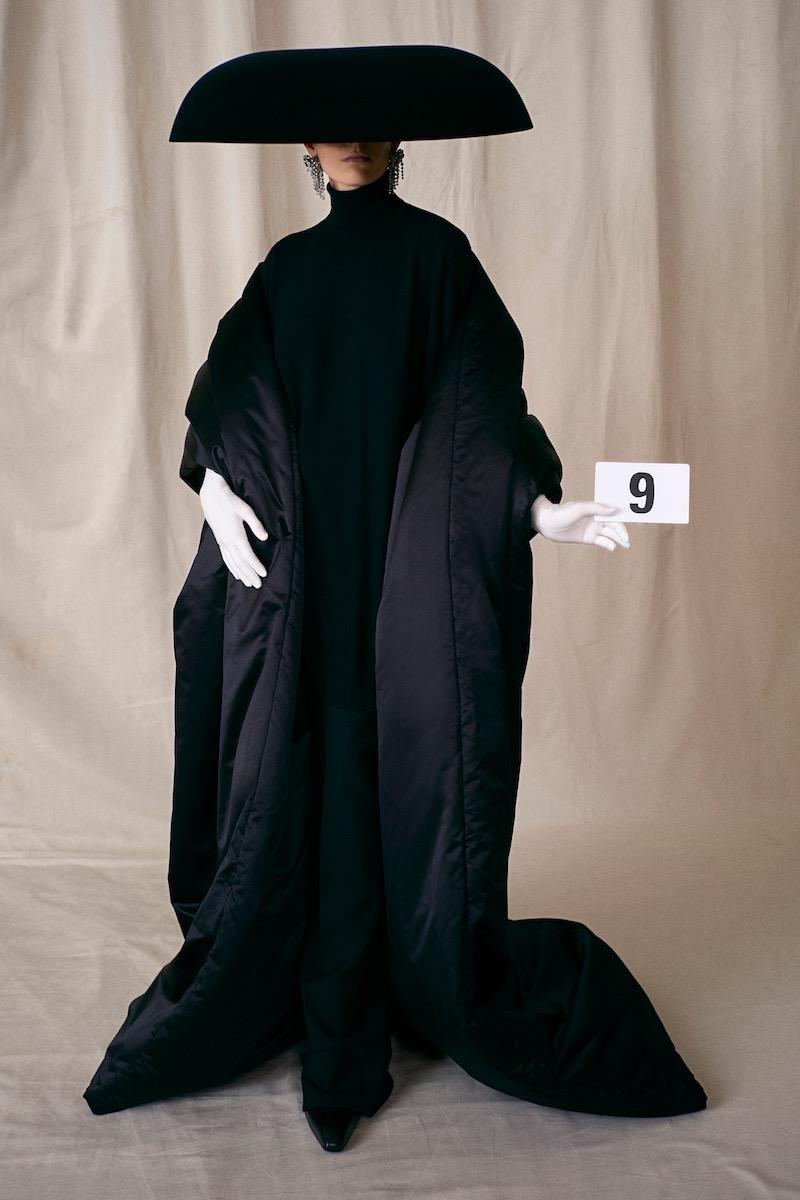 Balenciaga Couture AW21 coat